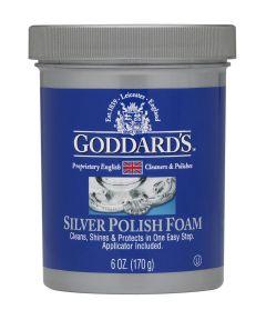 Goddard's Silver Polish Foam, 6 oz.