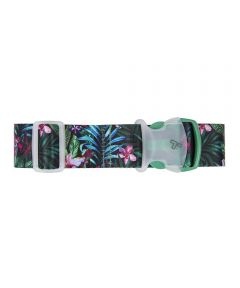 Luggage Strap, Tropical Leaves