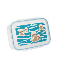 ORE' SUGARBOOGER Baby Otter Good Lunch Bento Box