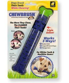 Chewbrush Self-Brushing Toothbrush for Dogs