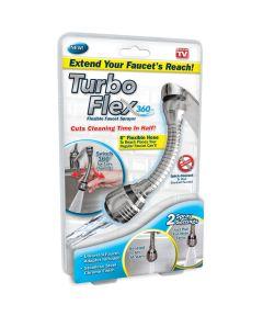 Turbo Flex 360 Flexible Faucet Sprayer