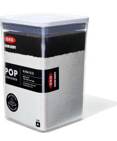 OXO Good Grips POP Container, Big Square Medium 4.4 qt