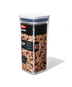 OXO Good Grips POP Container, Small Square Medium 1.7 qt