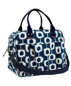 Blake Navy Overnighter Bag