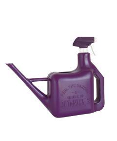 Spray Sprinkler Watering Can & Spray Bottle, Purple