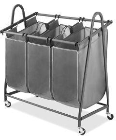 Whitmor Arch LaundryTriple Sorter
