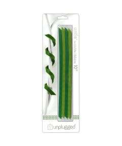 UNTIE 5-inch Twistable Ribbons, 3-pack, Envy