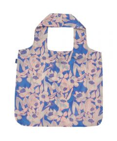Rosalie Blue Blu Bag Reusable Shopping Bag with Storage Pouch