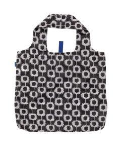 Blake Black Blu Bag Reusable Shopping Bag with Storage Pouch