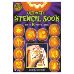 Pumpkin Pro Ultimate Stencil Book