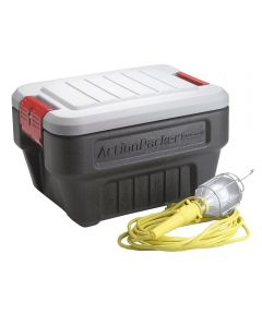 8 Gallon Mini ActionPacker Storage Containers