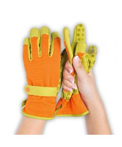 Dig It® Small/Medium Garden Gloves, Orange
