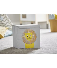 Storage Box, Lion