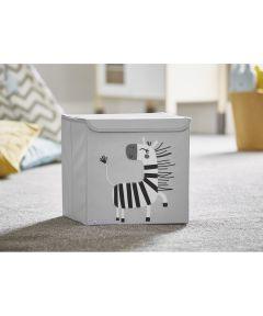 Storage Box, Zebra