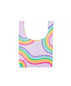 Twist and Shout Reusable Medium Tote, Emotional Roller Coaster