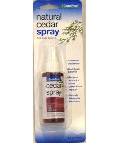 Cedar Power Spray
