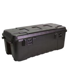 108 Quart Black Storage Trunk