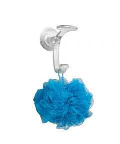 Power Lock Suction Plastic Spa Hook, Clear
