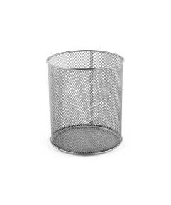 Mesh Utensil Cup, Silver