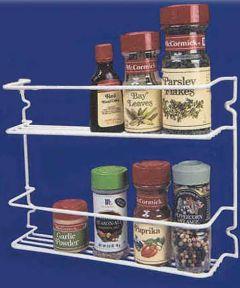 2-Shelf Spice Rack