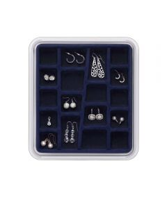 Holder Jewelry, 18-Compartments