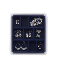 Holder Jewelry, 9-Compartments
