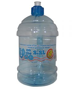 2.2 Liter H2O On The Go Water