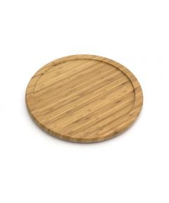 Bamboo 10-Inch Kitchen Turntable