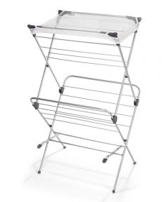 23.5 Inch Collapsible 2-Tier Dryer