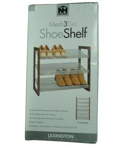 3-Tier Shoe Shelf