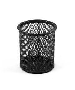 Mesh Pencil Cup, Black