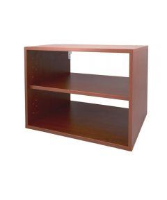 1-Shelf OBox, Modern Cherry