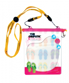 GRIPSTIC WATERPROOF POUCH PINK