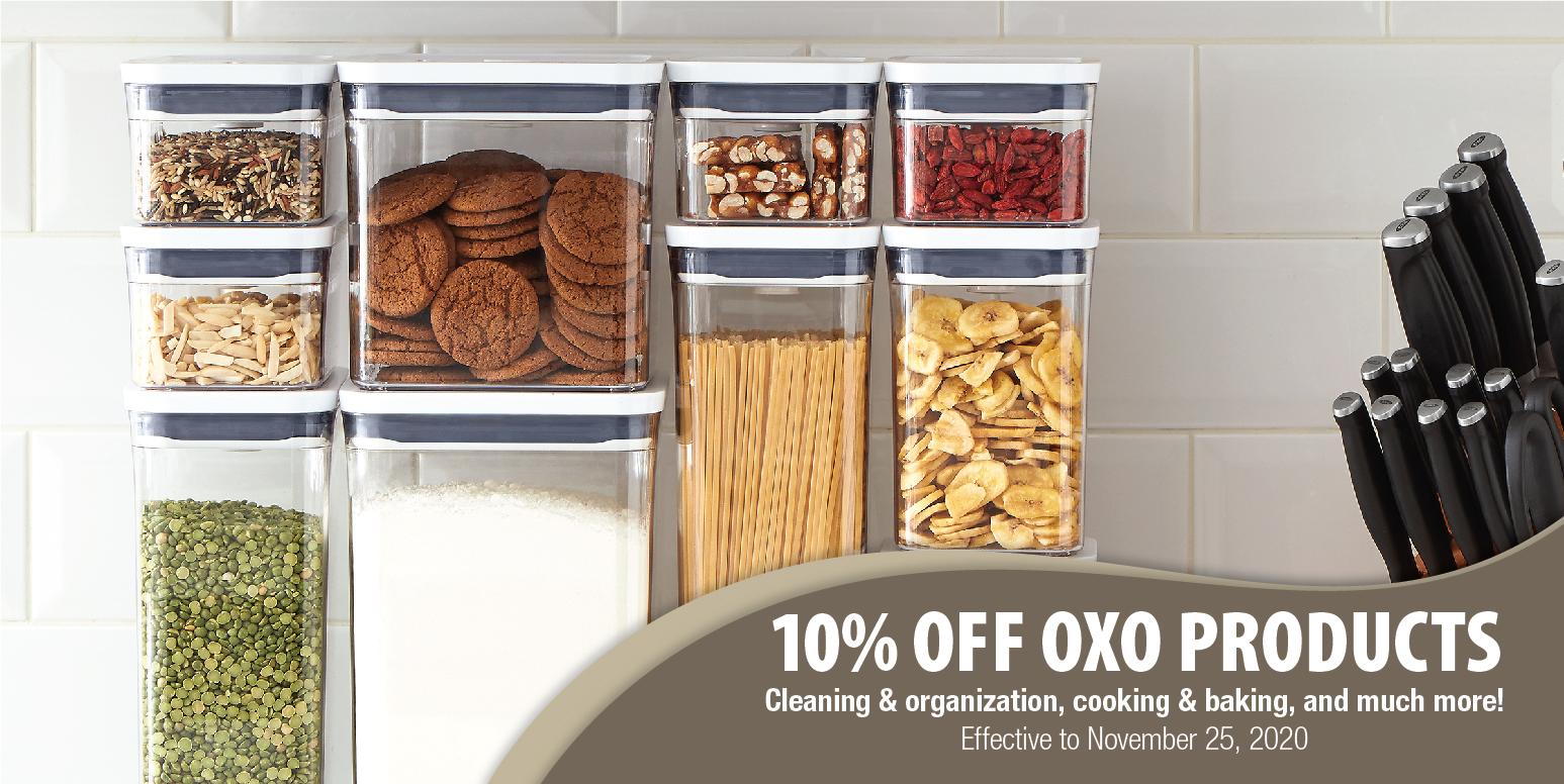 Simply Organized - Food Prep & Storage Sale