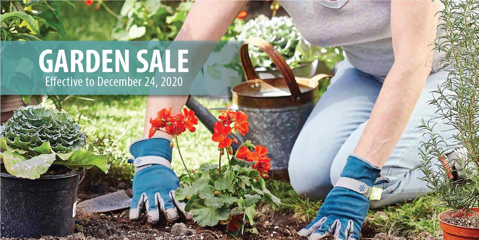 Simply Organized - Garden Sale 11/16-12/24/20