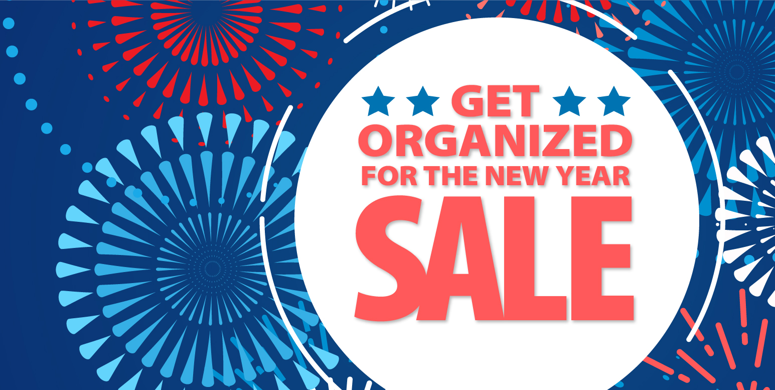 Get Organized for the New Year