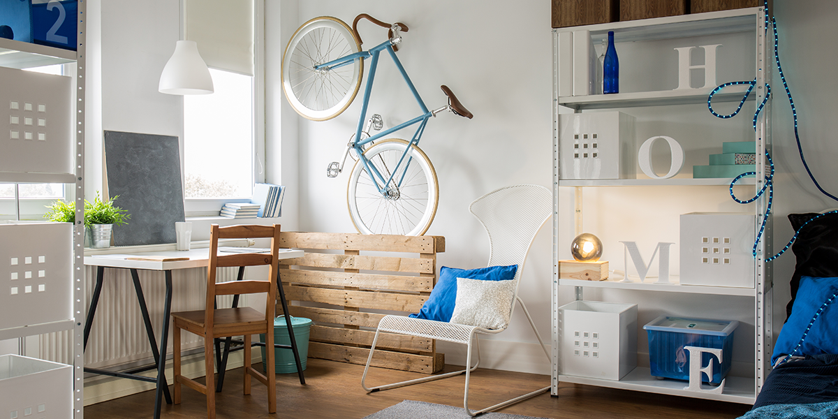 The Secret to Small Space Living: Flexibility