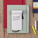 Organizer's Trick: The Power of One Notebook