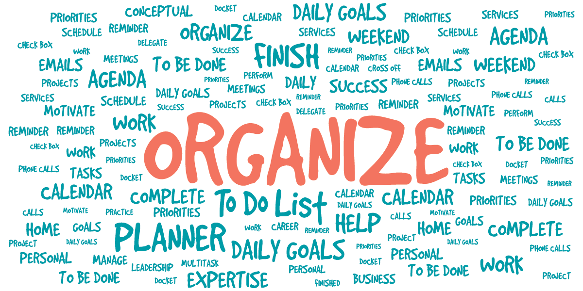 "Building a ""Culture of Organization"" in Your Home"