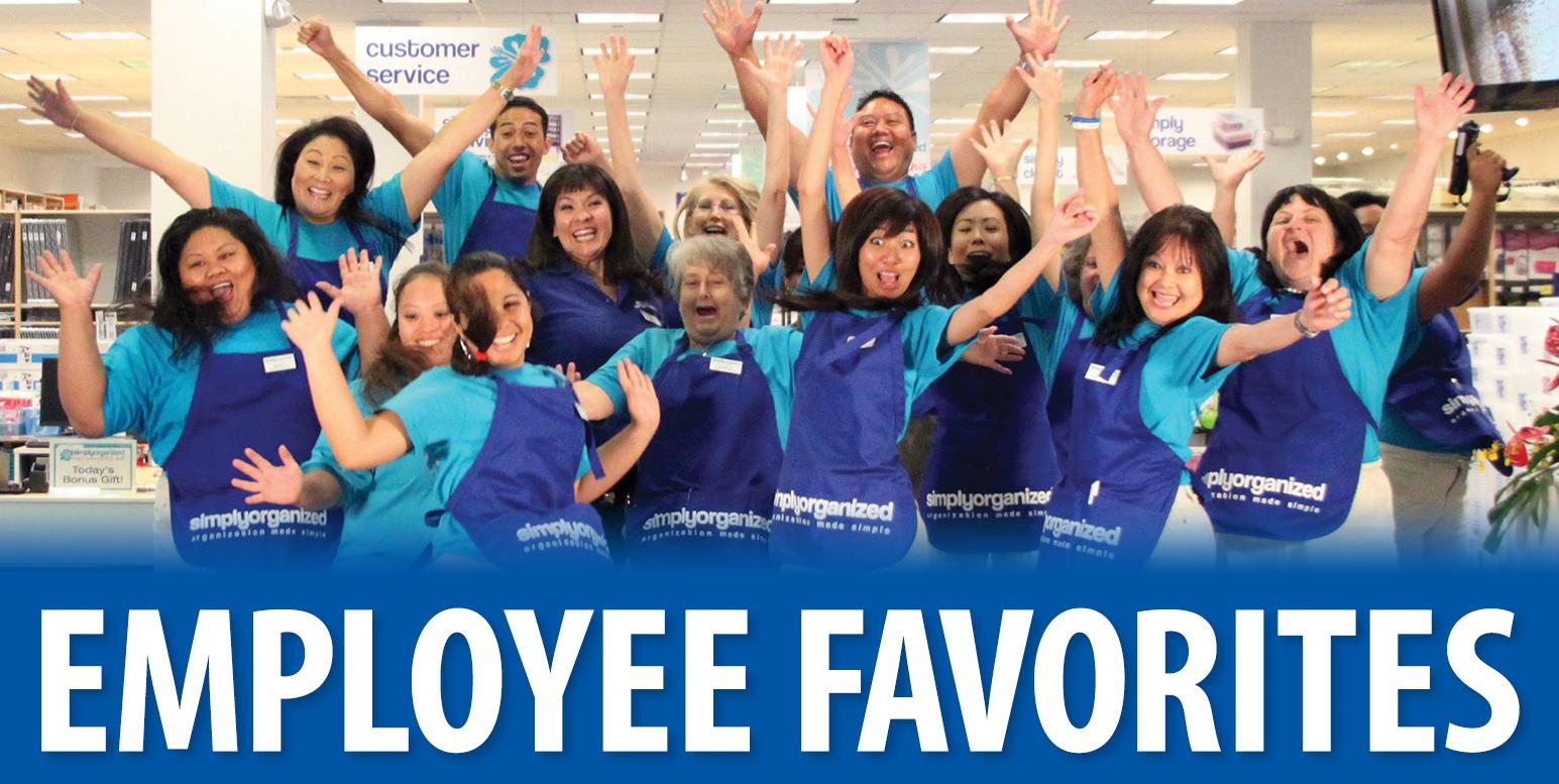Employee Favorites