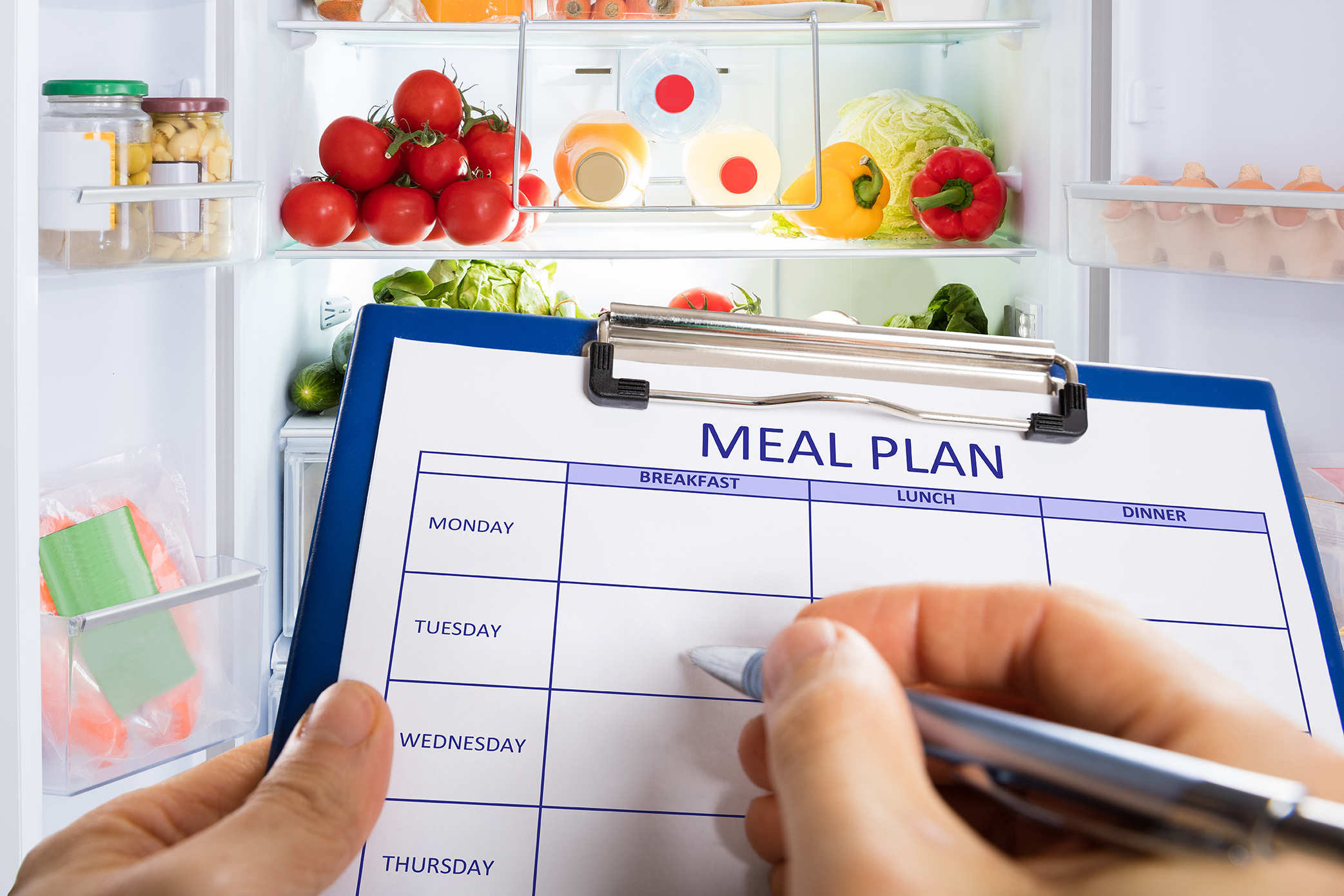 9 Helpful Hints for Organized Meal Planning